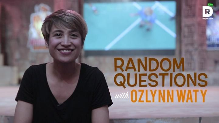 Random Questions With... Ozlynn Waty