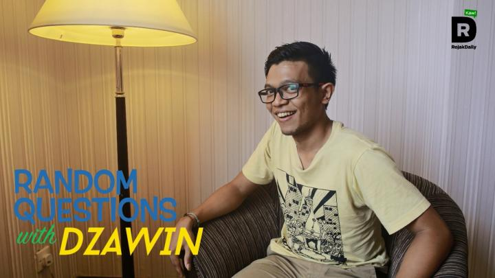 Random Questions With... Dzawin