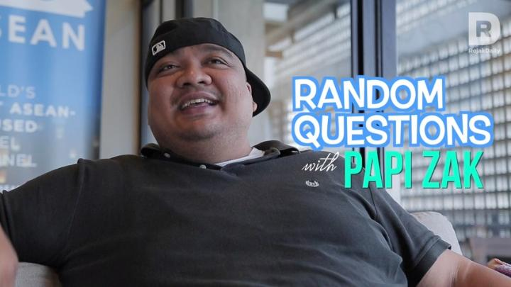 Random Questions With... Papi Zak