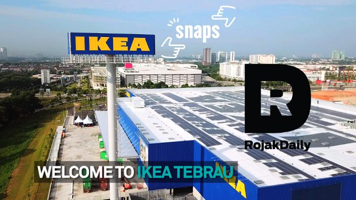 A Look Into IKEA Tebrau