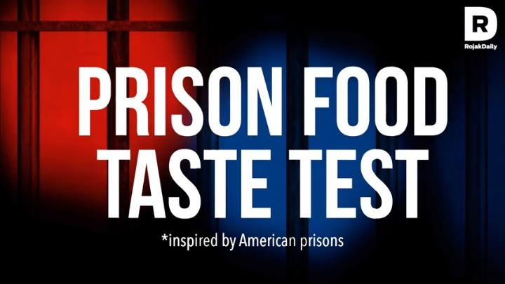DIY Prison Food Taste Test