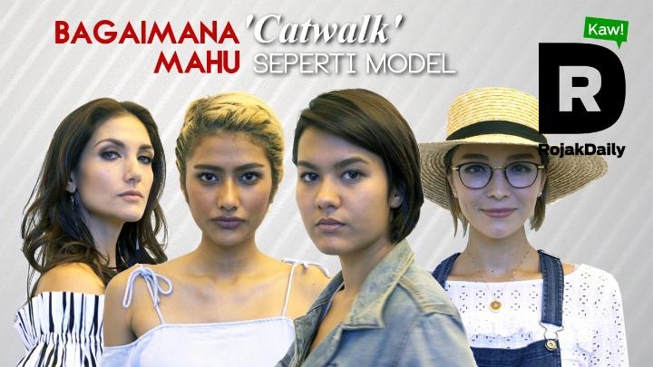 Bagaimana Cara 'Catwalk' Asia's Next Top Model Musim Ke-5