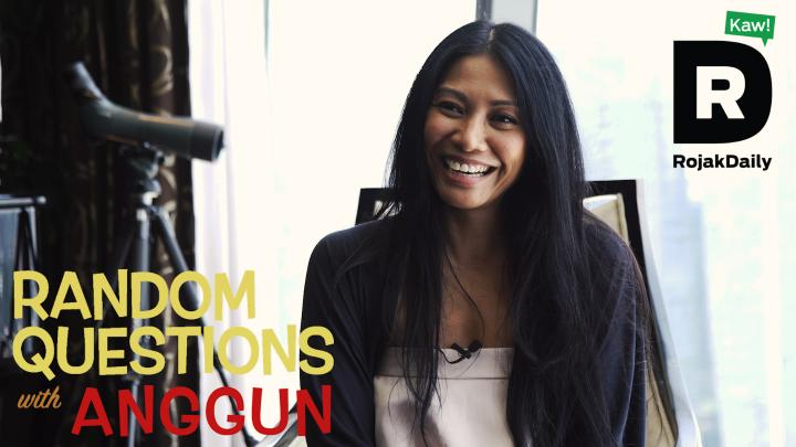Random Questions With... Anggun