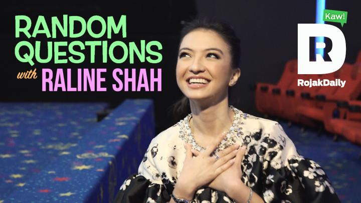 Random Questions With... Raline Shah