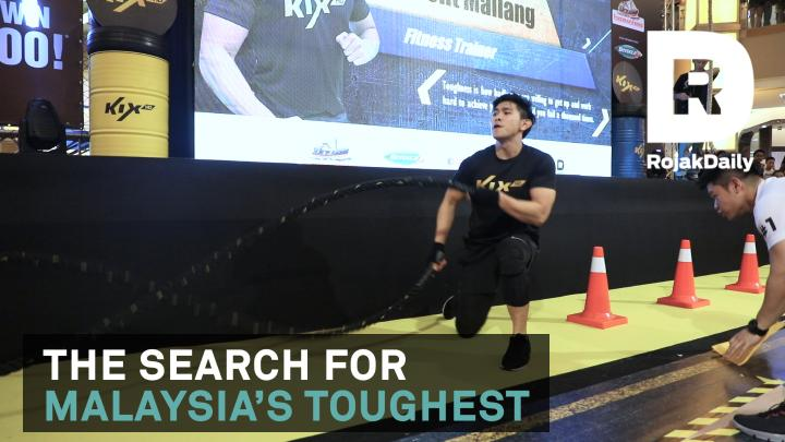 The Search For Malaysia's Toughest