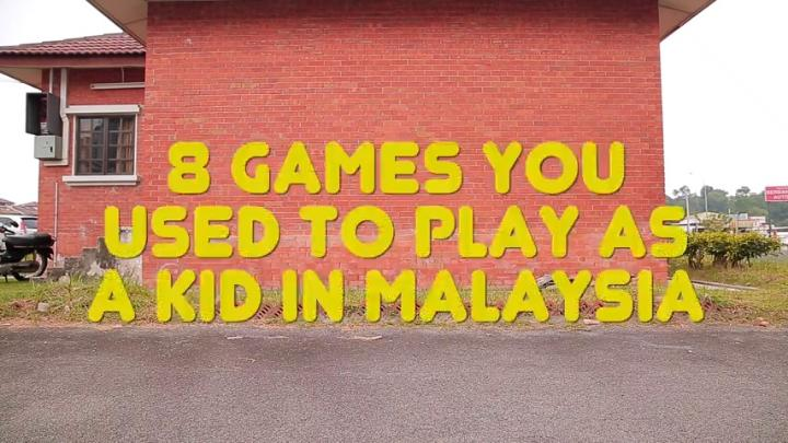 8 Games You Used To Play As A Kid In Malaysia