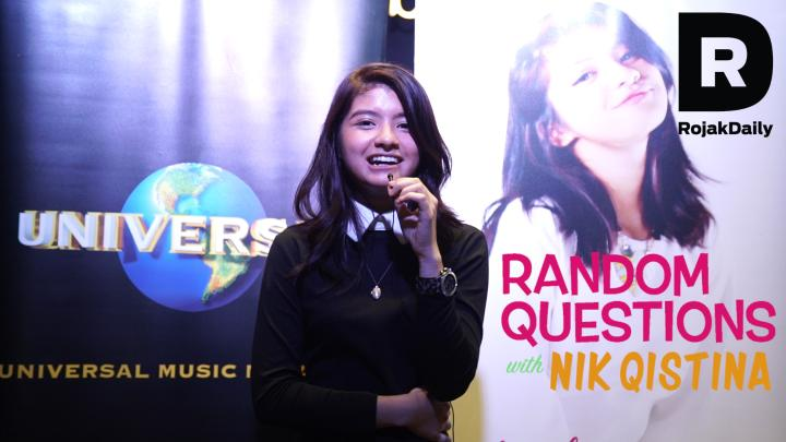 Random Questions With... Nik Qistina