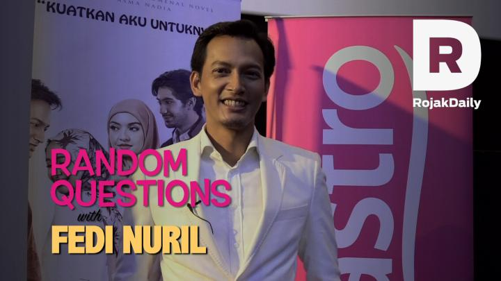 Random Questions With... Fedi Nuril