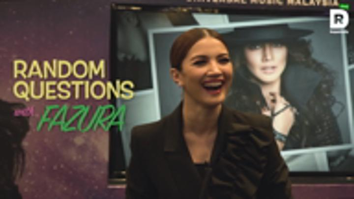 Random Questions With... Fazura