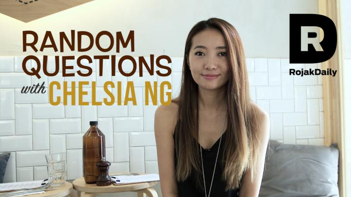 Random Questions With... Chelsia Ng