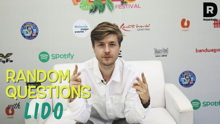 Random Questions With... Lido