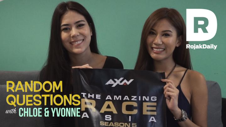 Random Questions With... Chloe & Yvonne