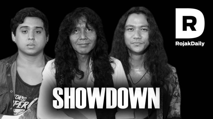 Rojak Daily SHOWDOWN - Guitar Jamming Session