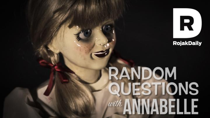 Random Questions With... Annabelle
