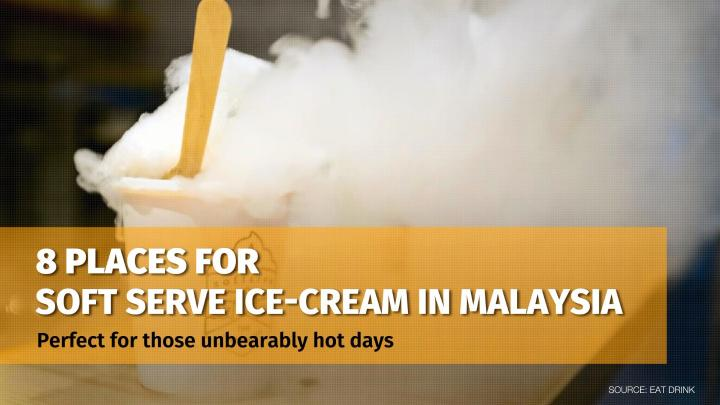 The Hitlist - 8 Places for Soft Serve Ice-Cream in Malaysia