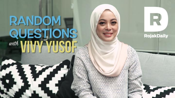Random Questions With... Vivy Yusof