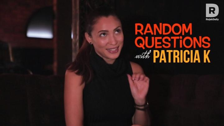 Random Questions With... Patricia K