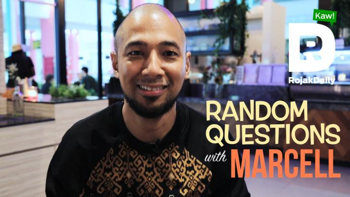 Random Questions With... Marcell